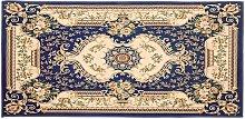 Vintage Area Rug Floral Pattern Victorian 80 x 150