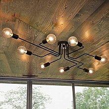 Vintage Ceiling Light Retro Industry Ceiling lamp