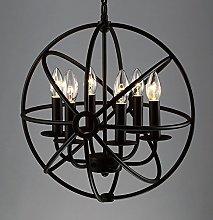 Vintage Ceiling Lighting Candle Chandelier Pendant