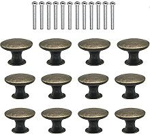 Vintage Chic Round Knobs and Handles for Chest of