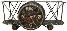 Vintage Clock Borough Wharf
