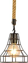 Vintage Creative Pendant Light Metal Hanging Lamp