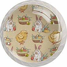 Vintage Easter Drawer Knobs Pulls Cabinet Handle