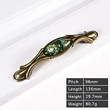 Vintage Furniture Handles Elegant Bronze Kitchen