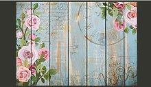 Vintage Garden 2.45m x 350cm Wallpaper Fleur De