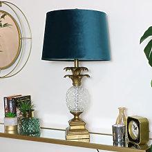 Sicilia Table Lamp Green Maison Sarah