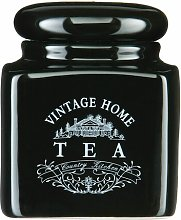 Vintage Home Tea Storage Jar Marlow Home Co.