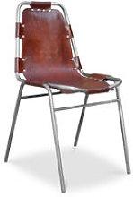 Vintage Industrial Chair Vintage brown