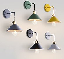 Vintage Industrial Wall Lamp Home Industrial Decor