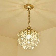 Vintage Pendant Chandelier Crystal Modern Ceiling