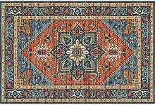 Vintage Persian Area Rug, Area Patchwork Carpets