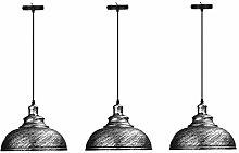 Vintage Retro Ceiling Pendant lampshade Chandelier