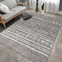 Vintage Room Decor grey cheap rugs Retro style