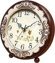 Vintage Table Clock, European Style European Style