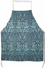 Vintage Textile Pattern Brer Rabbit William Morris