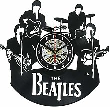 Vintage Vinyl Record Wall Clock Gift for the