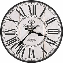 Vintage Wall Clock London 30 cm