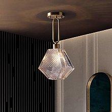 Vinteen All Bronze Light Luxury Ceiling Light