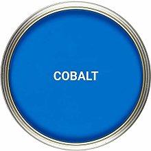 Vintro Paint   Satin Furniture Paint   Bright Blue