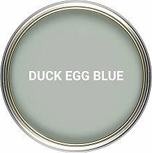 Vintro Paint   Satin Furniture Paint   Green-Blue