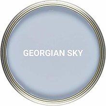 Vintro Paint   Satin Furniture Paint   Sky Blue  
