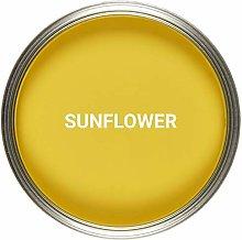 Vintro Paint   Satin Furniture Paint   Yellow  