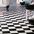 Vinyl Flooring Cushion Sheet Tile Lino Check