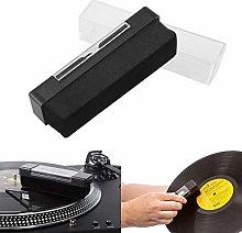 Vinyl Record Brush Kit ABS Velvet Cleaning Anti