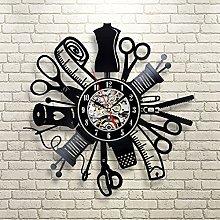 Vinyl Record Clock Gift for Taylor Shop Wall Décor