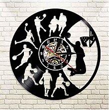 Vinyl Wall Clock Vinyl Record Wall Clock, with