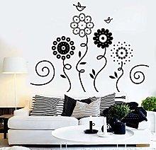 Vinyl Wall Sticker Sofa Background Decoration