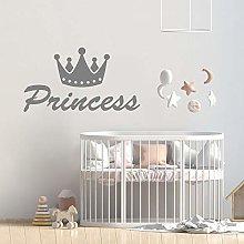 Vinyl Wall Stickers Princess Wall Stickers Kids