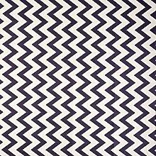 Vinylla Chevron Vinyl Coated Cotton Easy Wipe
