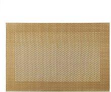 Vinylla Easy Clean Woven Vinyl Placemats (Set of