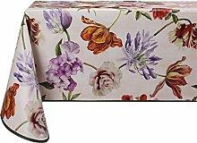Vinylla Floral Design Easy Wipe Clean Vinyl