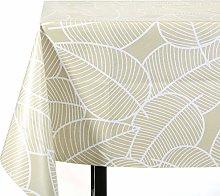 Vinylla Leaves Vinyl Coated Cotton Easy Wipe Clean