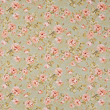 Vinylla Rose Vinyl Coated Cotton Easy Wipe Clean