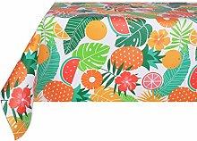 Vinylla Summer Easy Wipe Clean PVC Tablecloth