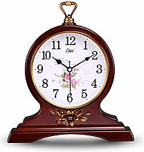 Vioaplem Digital Clock Antique Desk Clock Retro