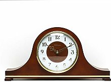 Vioaplem Hourly Music Timekeeping Table Clock