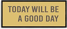 Violet Studio - 'Today Will Be A Good Day'