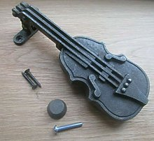 Violin Door Knocker