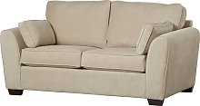 Virginis 2 Seater Sofa Bed Wrought Studio