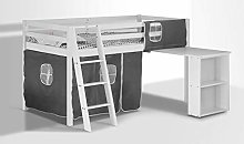 Visco Therapy Cosmo Mid Sleeper with Pull Out Desk