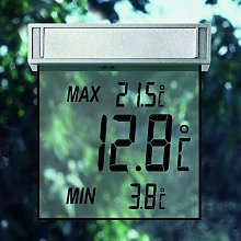 Vision Digital Window Thermometer Symple Stuff