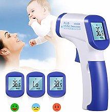 VISLONE Ear Forehead Thermometer Mini Digital