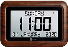 VISO 10 – EXTRA LARGE, ATOMIC CLOCK. HELPFUL FOR