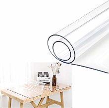 VISZC Clear Desk Pad,PVC Clear Desk Mat,Vinyl Desk