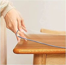VISZC PVC Table Mat Clear Tablecloth Sound