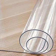 VISZC Transparent Tablecloth Protector Waterproof,